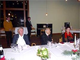 Adventsfeier im Gästehaus der Hoffnungstaler Stiftung in Lobetal