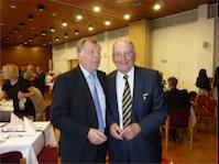 Eberhard Diepgen im Gespräch mit Prof. Dr. Großklaus