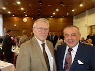 Prof. Dr. Hetzer im Gespräch mit Prof. Dr. Stolpmann