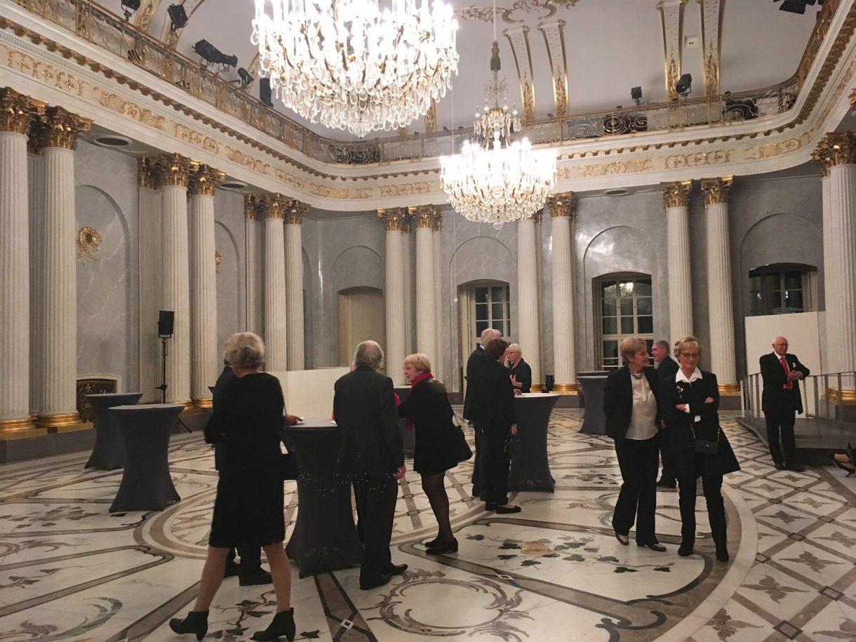 Foyer Berliner Staatsoper