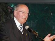 Rede des Präsidenten des Bundesgesundheitsamtes a.D. Professor Dr. Dr. h.c. mult. Dieter Großklaus zur 25 Jahr Feier